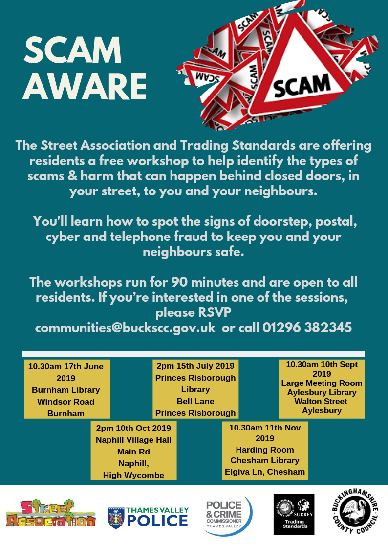 Scam Aware Workshop
