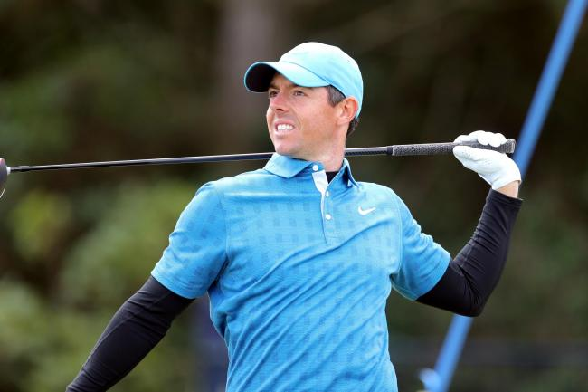 Rory McIlroy endured a nightmare start