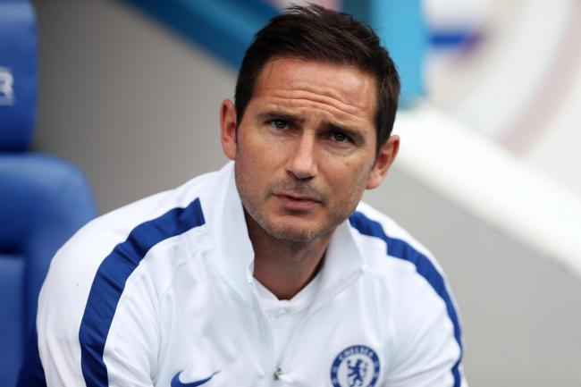Frank Lampard's Chelsea face Liverpool in Istanbul