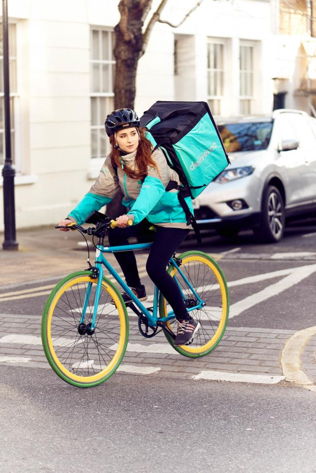 Deliveroo to launch in Harpenden © Mikael Buck / Deliveroo