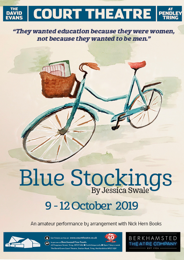 Blue Stockings - Berkhamsted Theatre Company