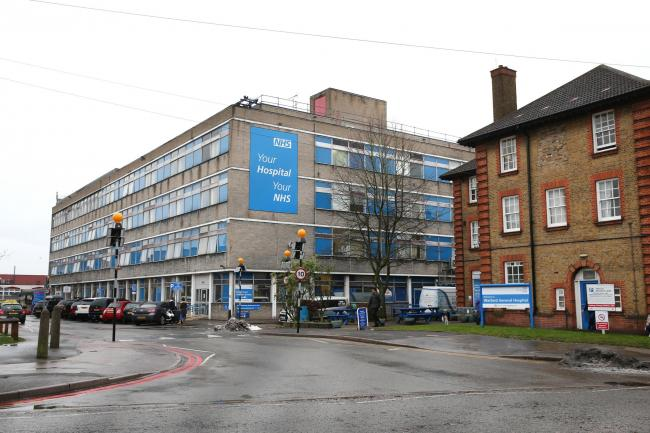 Watford General Hospital, part of West Hertfordshire Hospitals NHS Trust