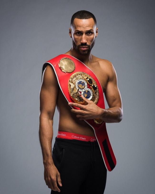 James DeGale MBE