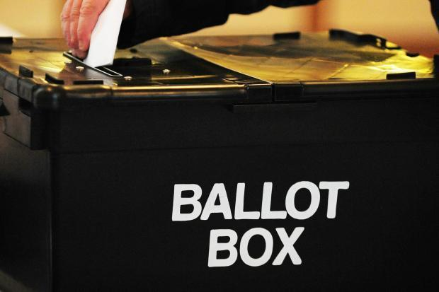 More information on where to vote for both St Albans and Hitchin and Harpenden