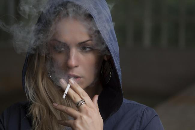 A pilot scheme will give pregant women who smoke up to £300 in vouchers. Photo: Pixabay