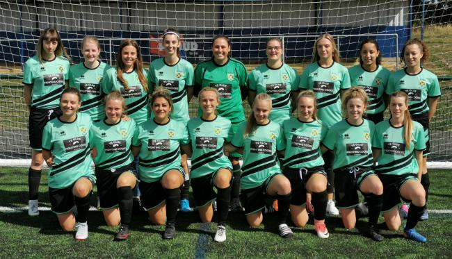 St Albans Ladies were defeated in their County Cup quarter-final game against Colney Heath Ladies.