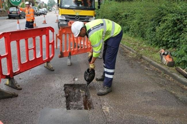 Hertfordshire County Council recieves some of the most pothole compensation claims in England