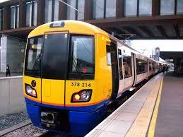 Several Overground lines will partially closed or suspended until tomorrow