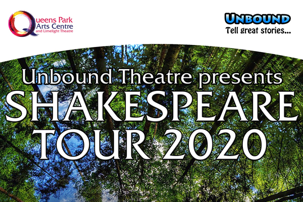 Unbound Theatre Shakespeare Tour 2020 - A Midsummer Night's Dream