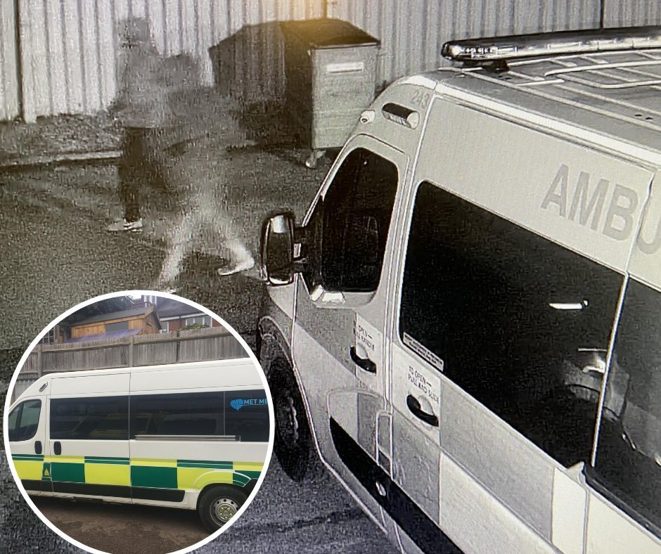 Ambulance Stolen From St Albans And Found In London Colney St Albans Harpenden Review You can find our play along, chord charts, and recordings to listen to at our but not for me page. ambulance stolen from st albans and