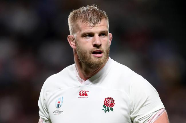 George Kruis sees medicinal cannabis as an alternative to painkillers in rugby