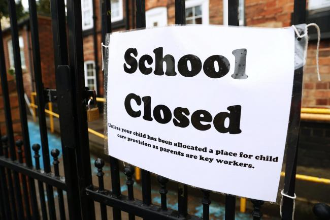 School closures report