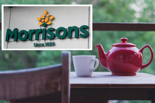 Morrisons Cafe extends Eat Out to Help Out discount. Picture: Newsquest