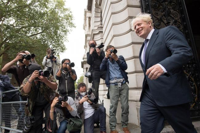 Prime Minister Boris Johnson will use a press conference on Wednesday to announce the change in the law (Photo PA - Stefan Rousseau)