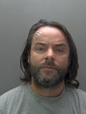 Gregory Williams has been jailed (photo Herts Police)
