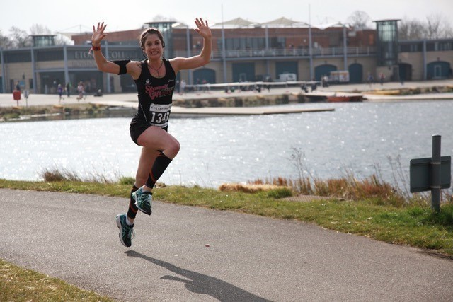 Dorney Lake Christmas Duathlon and Lake Runs 12 December