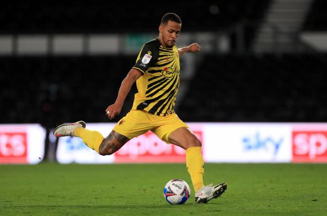 William Troost-Ekong joined from Udinese in the summer. Picture: PA