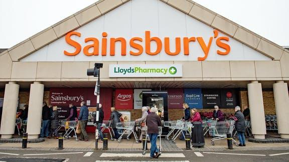 St Albans & Harpenden Review: Sainsbury's. (PA)
