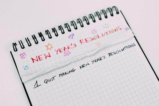 St Albans & Harpenden Review: Have you made any New Year resolutions? Photo: Pexels