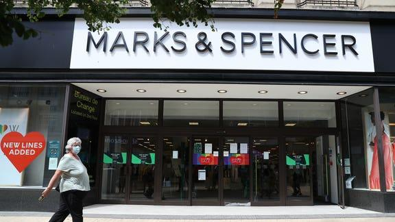 St Albans & Harpenden Review: M&S (PA)
