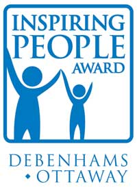 St Albans & Harpenden Review: Inspiring People Award - Debenhams Ottaway