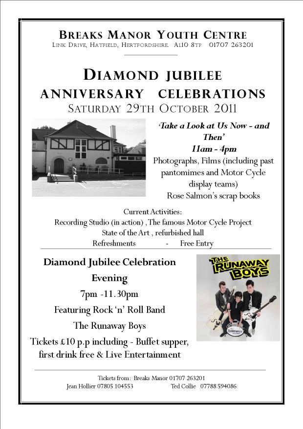 Breaks Diamond Jubilee