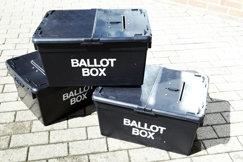 Thousands vote in police and crime commissioner election