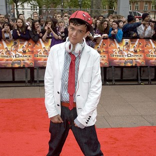 George Sampson would like to play a killer in a horror film
