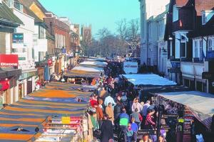 Night stalls being considered to boost St Albans market