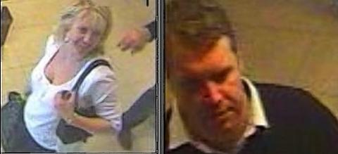 CCTV images released in connection to wine and chocolate theft