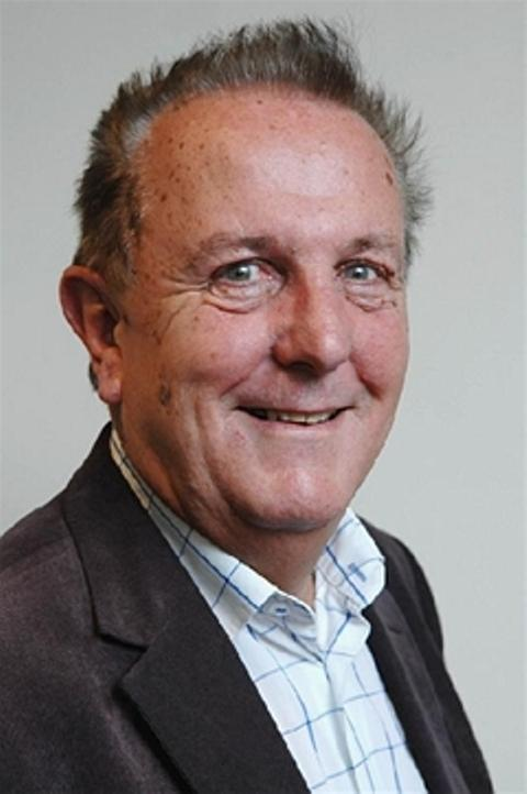 Alan Franey: the Deputy Borough Council Leader
