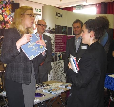 School hosts further education fair