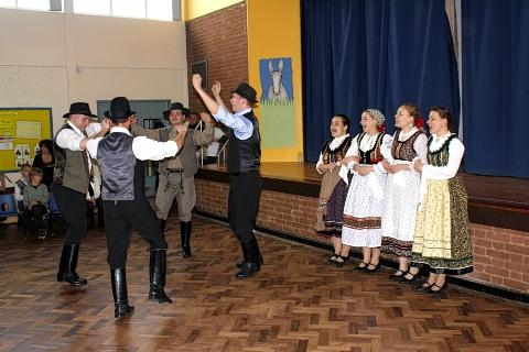 School hosts traditional Hungarian Christmas fair