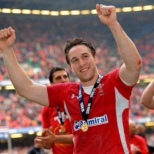 Ryan Jones has won four RaboDirect Pro12 titles with the Ospreys