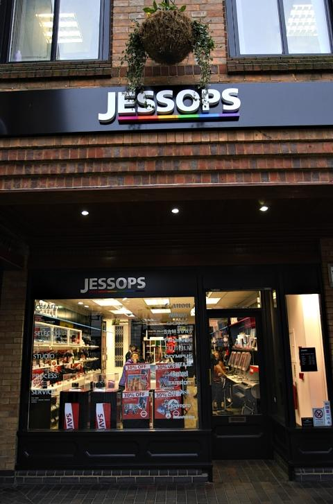 St Albans shop forced into administration