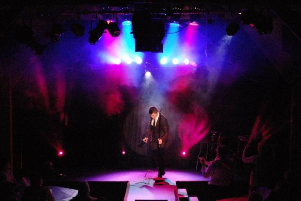 St Albans & Harpenden Review: Liam White and The Buble Experience
