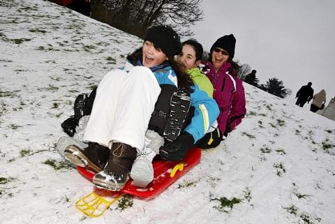 More snow for St Albans