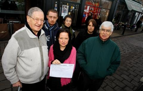 Harpenden residents hit out at pedestrianisation plans