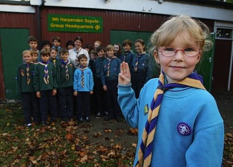 New hut to be built for Scouts in Harpenden