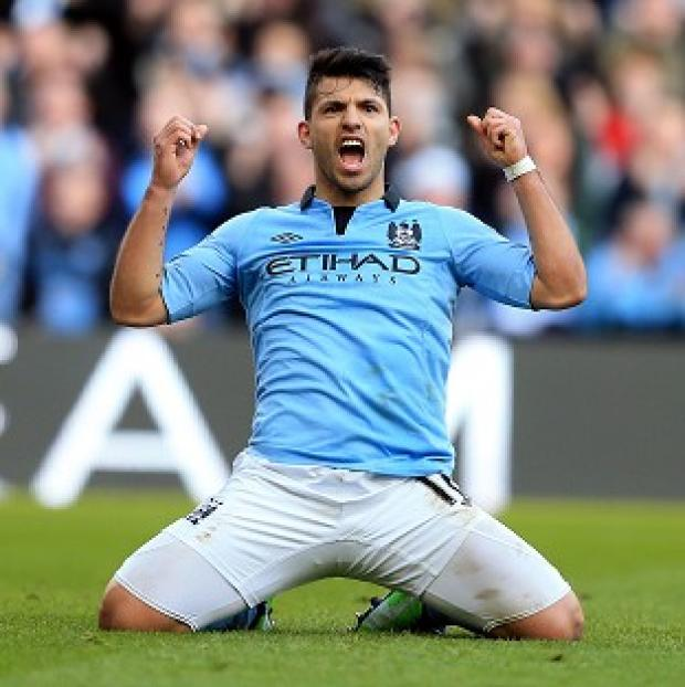 Sergio Aguero wants Manchester City to repeat their cup form in the league