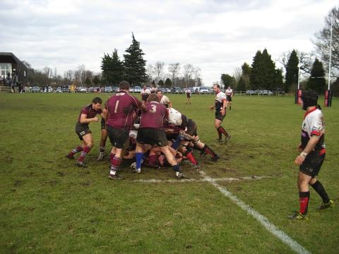 Harpenden returned to form with a win over UCS Old Boys
