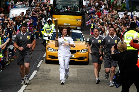 £10,000 bill for St Albans leg of Olympic Torch Relay