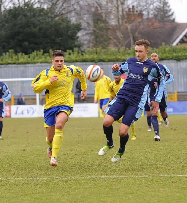 St Albans City have lost their last three games: Robert Walkley