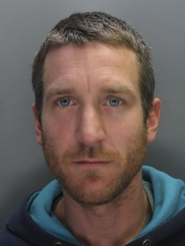 Wayne Gerry, of The Cottages, attacked David Parsons in an alleyway in the village and inflicted the terrible injury.