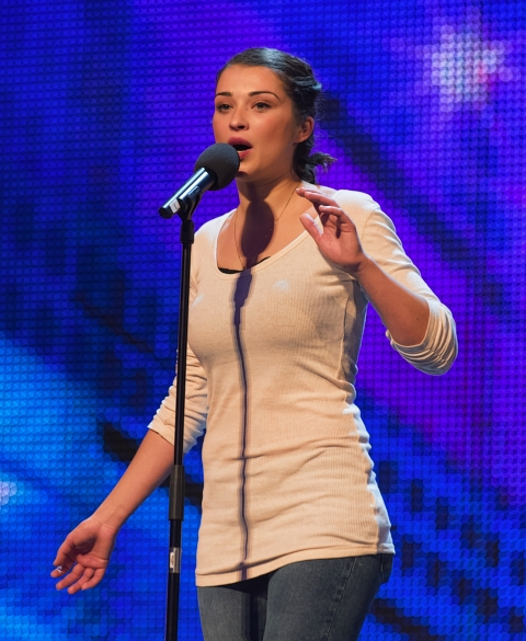 Harpenden's Alice Fredenham to take to the stage tonight on TV talent show