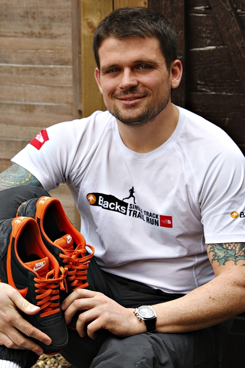 Matthew Albone of Wesley Road will run marathons, climb a mountain and take on a 20 mile assault course over the next eight months.