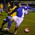 Lee Chappell has agreed to join the Saints: Steve Foster/Wealdstone FC