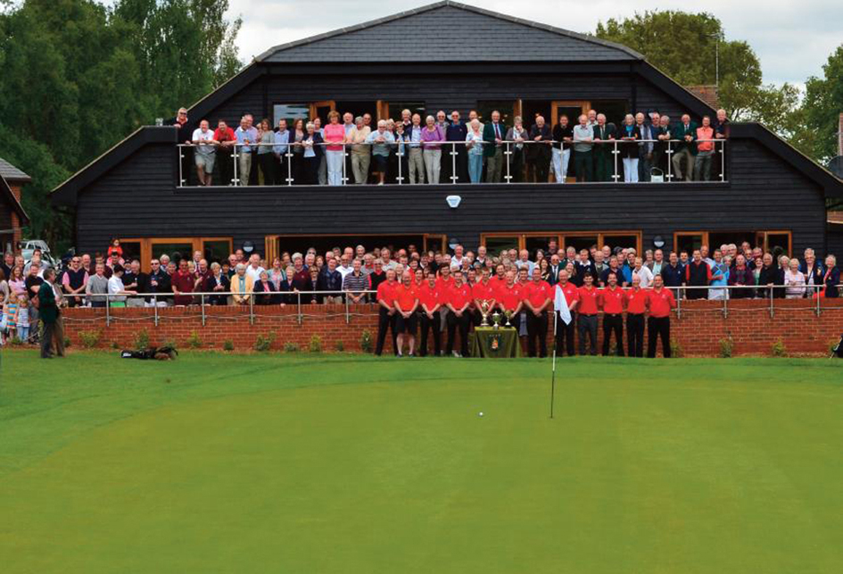 Harpenden Common Golf Club opens new clubhouse