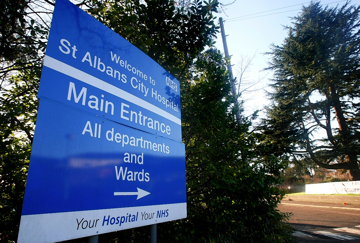 'Excellent services must remain at St Albans City Hospital' says MP Anne Main