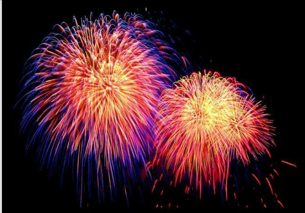 St Albans & Harpenden Review: GRAND FIREWORKS